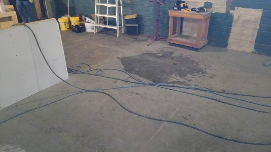 Concrete Floor Polishing Barrick Concrete Floor Polishing Llc